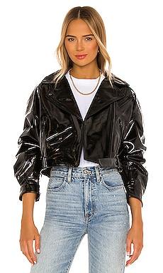 Dylan Patent Jacket LAMARQUE $417