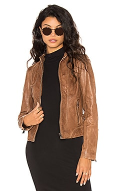 Arlette Jacket in Rawhide