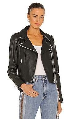 Donna 16 Jacket in Black