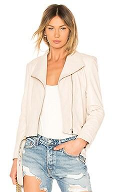 Ella Leather Jacket