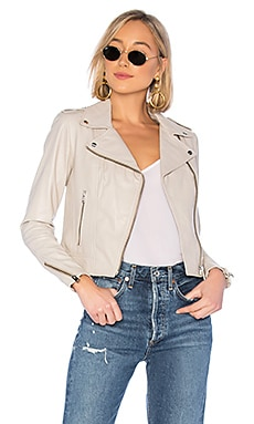 Donna Leather Jacket LAMARQUE $347