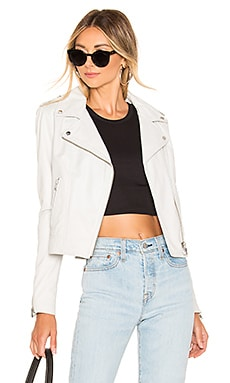 Donna Leather Jacket LAMARQUE $595