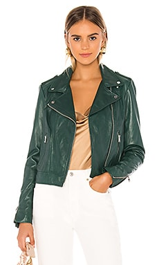 Donna Leather Jacket LAMARQUE $334