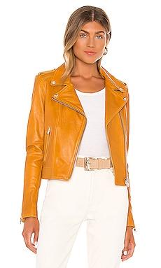 Donna Moto Jacket LAMARQUE $595
