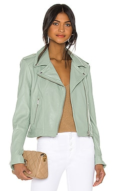 Donna Leather Jacket LAMARQUE $417