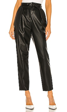 Umay Leather Pant LAMARQUE $495