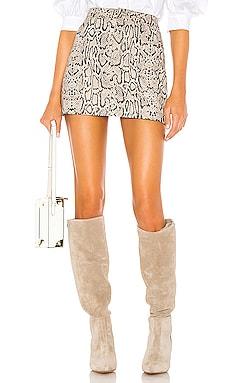 Melora Snake Skirt LAMARQUE $300
