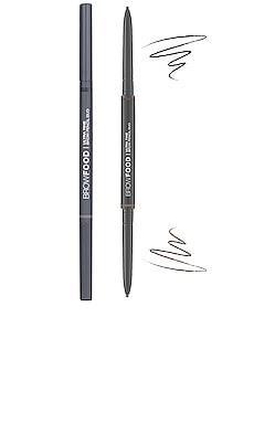 Browfood Ultra Fine Brow Pencil Duo Lashfood $24