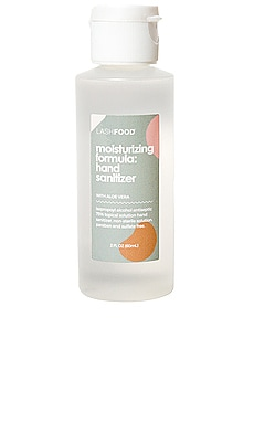 Moisturizing Hand Sanitizer Lashfood $9