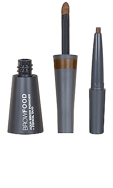 Browfood Aqua Brow Powder + Pencil Duo