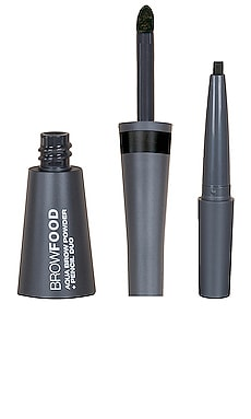 Browfood Aqua Brow Powder + Pencil Duo Lashfood $25