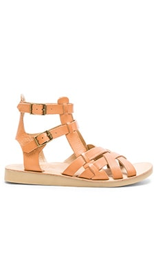 Wow Sandal in Toffee