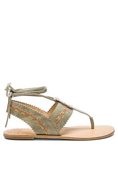 Orion Sandal in Shadow Grey