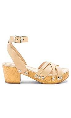 Jo Jo Sandal in Shell