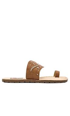 Latigo Saga Sandal in Cocoa