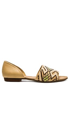 Latigo Molly Sandal in Taupe
