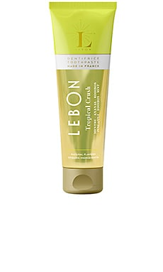 Tropical Crush Toothpaste LEBON $21