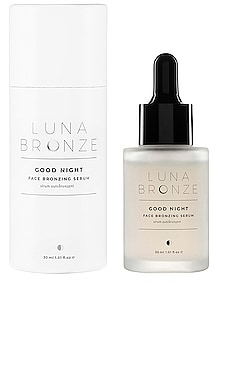 Good Night Face Bronzing Serum Luna Bronze $46 BEST SELLER