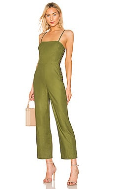 The Charleen Jumpsuit L'Academie $66 (FINAL SALE)
