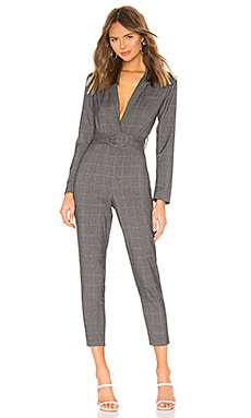 the Lily Jumpsuit L'Academie $155