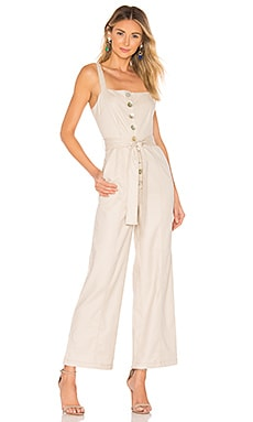 The Evelyn Jumpsuit L'Academie $96