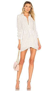 the Brasilia Mini Dress L'Academie $158