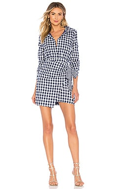 The Claros Mini Dress L'Academie $103