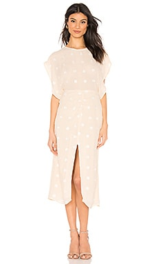 The Phoebe Midi Dress L'Academie $188 BEST SELLER