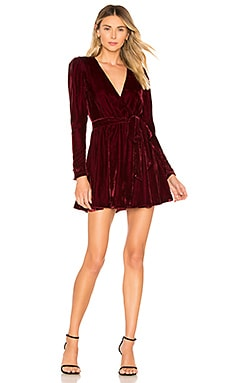 The Chrissy Mini Dress L'Academie $258 NEW ARRIVAL