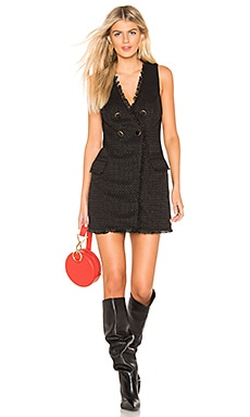 The Pierre Mini Dress L'Academie $218 NEW ARRIVAL