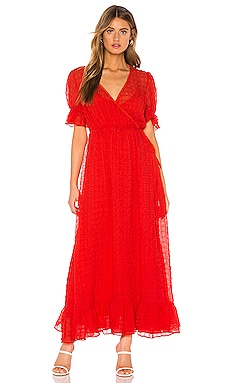 The Alida Maxi Dress L'Academie $258 NEW ARRIVAL