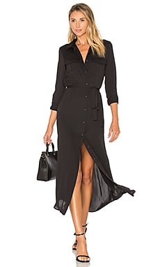 The Long Sleeve Shirt Dress
