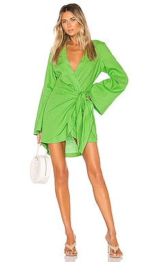 The Janeiro Mini Dress L'Academie $198