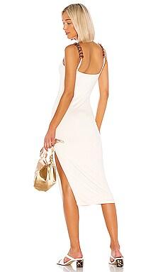 The Gigi Midi Dress L'Academie $158