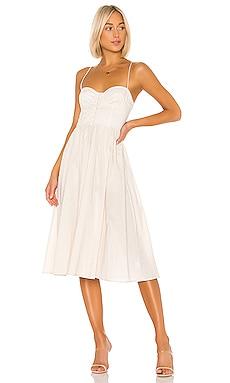 The Sonia Midi Dress L'Academie $188