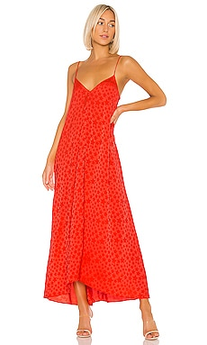 The Amine Maxi Dress L'Academie $198