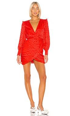 The Joyce Mini Dress L'Academie $228 NEW ARRIVAL