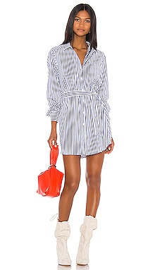 The Zoe Mini Dress L'Academie $168 NEW ARRIVAL
