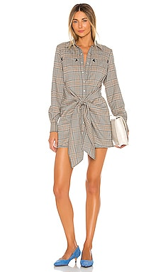 The Nollie Mini Dress L'Academie $248 BEST SELLER