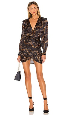 The Joyce Mini Dress L'Academie $198
