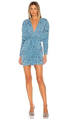 The Nicoletta Mini Dress L'Academie $238