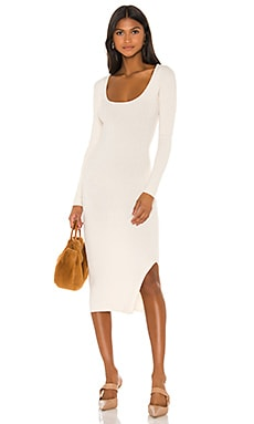 Nessa Sweater Dress L'Academie $158