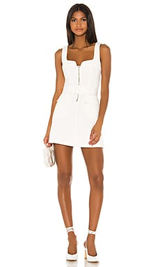 The Charmine Mini Dress L'Academie $178