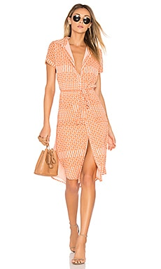 x REVOLVE The Shirt Dress in Kaleidoscope
