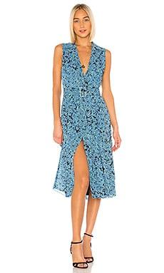 The Cleo Midi Dress L'Academie $184