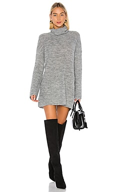 Sable Sweater Dress L'Academie $158 BEST SELLER