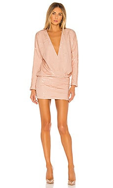 The Clementine Mini Dress L'Academie $298 NEW ARRIVAL