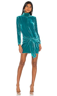 The Aida Mini Dress L'Academie $248 NEW ARRIVAL