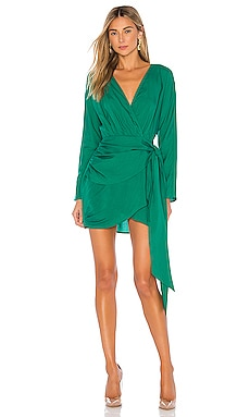 The Lorriana Mini Dress L'Academie $198