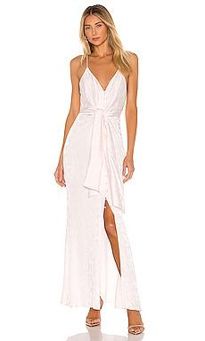 The Romane Maxi Dress L'Academie $251